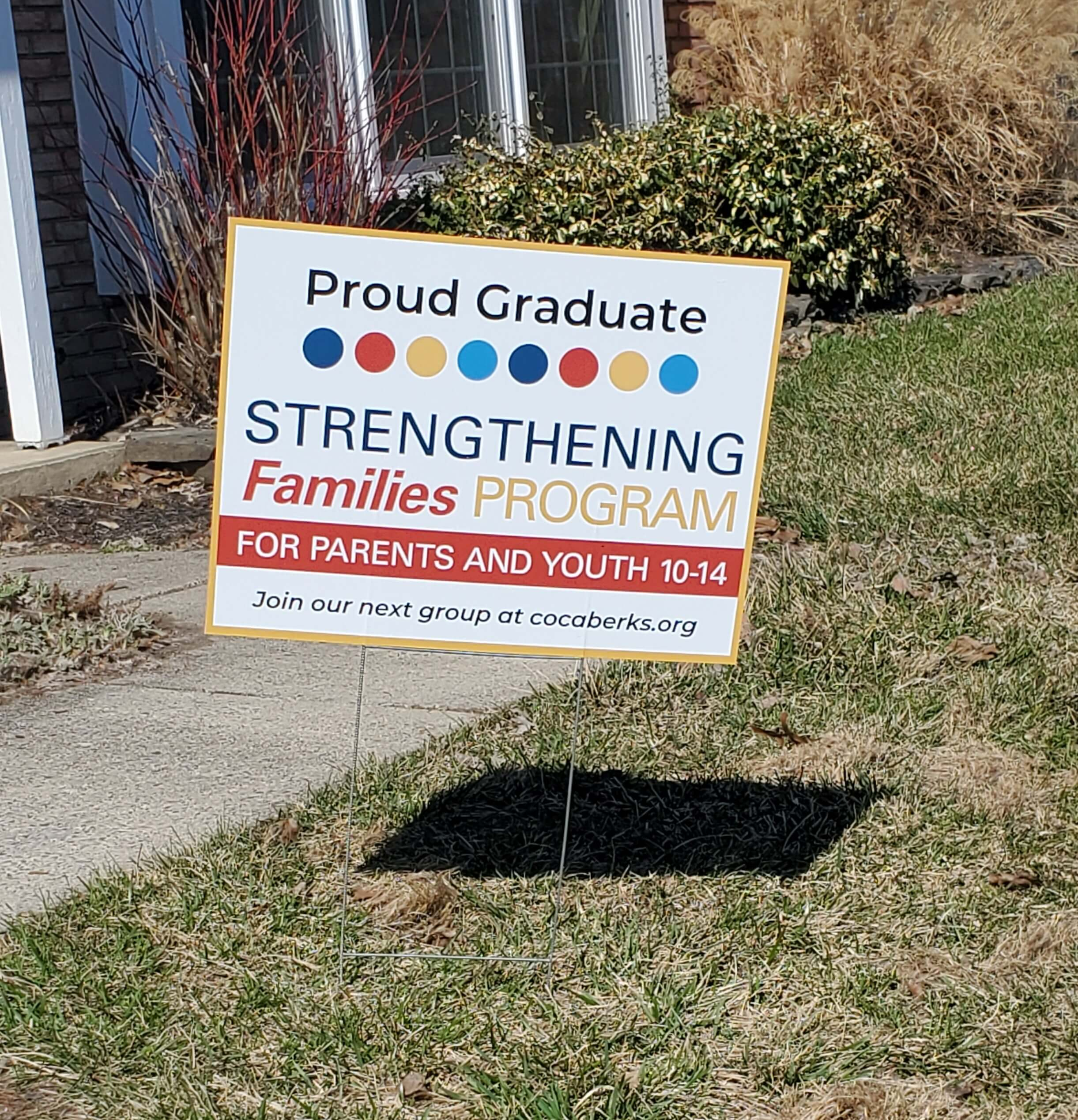 Strengthening Families Program: For Parents and Youth 10-14