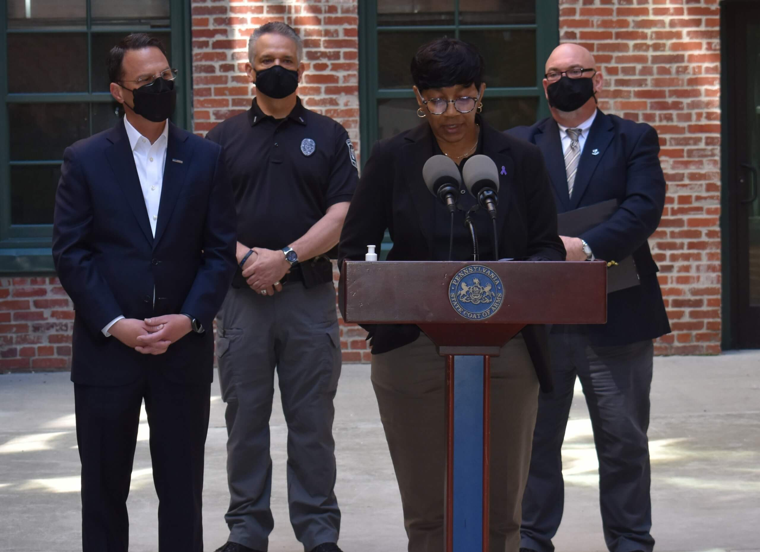 Press Conference Highlights Law Enforcement Treatment Initiative in Berks